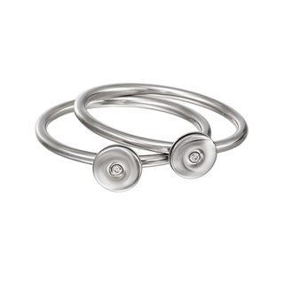 Calvin Klein Precious Women's Stainless Steel Fashion Ring