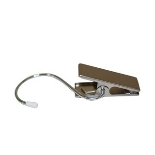 Chrome Hang All Clip (12 count)
