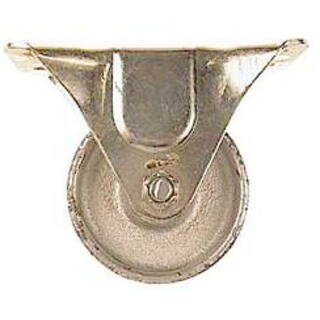 """Shepherd 9781 3"""" Steel Wheel Rigid Plate Casters"""