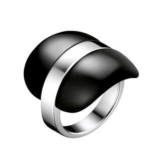 Calvin Klein Treasure Stainless Steel Women's Fashion Ring