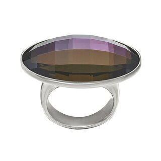 Calvin Klein Continuity Stainless Steel Women's Fashion Ring