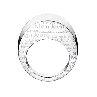 Calvin Klein Gleam Stainless-steel Women's Fashion Ring