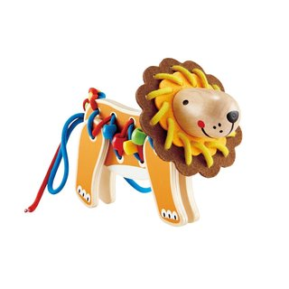 Hape Lacing Lion