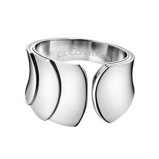 Calvin Klein Stainless Steel Mound Fashion Ring