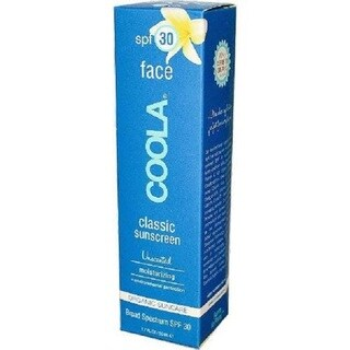 Coola 1.7-ounce Classic Face Sunscreen Moisturizer SPF 30 Unscented