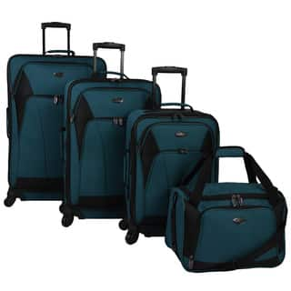 U.S. Traveler Saratoga 4-piece Expandable Spinner Luggage Set|https://ak1.ostkcdn.com/images/products/12862601/P19624566.jpg?impolicy=medium