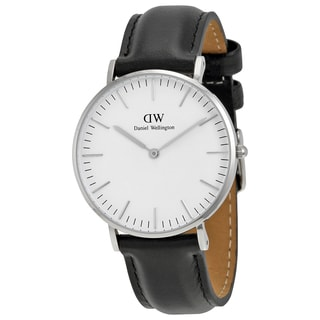Daniel Wellington Women's 0608DW Classic Sheffield White Watch