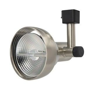 Lithonia Lighting LTH9000 PAR30 BN M24 iPAR30-Compatible Brushed Nickel LED Front-loading Track Head