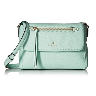 Kate Spade New York Cobble Hill Mini Toddy Grace Blue Crossbody Handbag