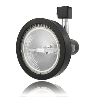 Lithonia Lighting Black Aluminium Front-loading Track Head
