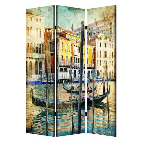 """Handmade Italiana Passage Screen - 72"""" x 48"""""""