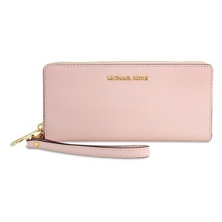 Michael Kors Jet Set Travel Blossom Continental Wallet