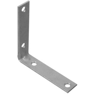 """Stanley Hardware 803050 3/4"""" Bright Brass Narrow Hinges 4-ct"""