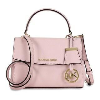 Michael Kors Ava Extra-Small Blossom Saffiano Leather Crossbody Handbag