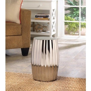 Cinthia Modern Striking Ceramic Stool