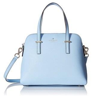Kate Spade Cedar Street Maise Sky Blue Satchel Handbag