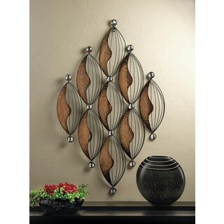 Meridian Artistic Iron Wall Accent