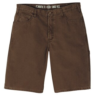 Dickies DX250RTB Timber Relaxed Fit Lightweight Duck Carpenter Short