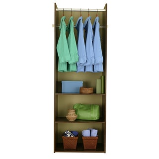 Easy Track RV1472-T Easy Track Truffle Hanging Tower Closet