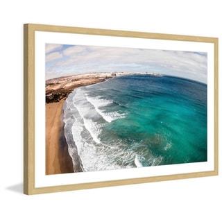 Marmont Hill - 'Wave After Wave' by Karolis Janulis Framed Painting Print