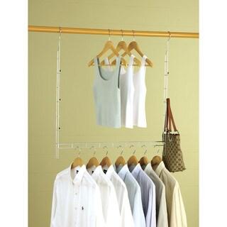 Organize It All 1346W Closet Doubler