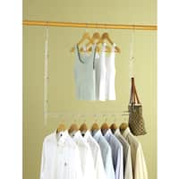Organize It All 1346W Closet Doubler