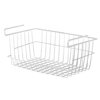 Whitmor 6023-4212 White Under The Shelf