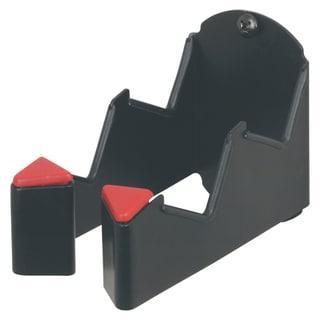 Racor SHK-2B Black Secure Hold Double Tool Holder