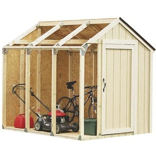 Hopkins - F3 Brands 90192 Peak Roof Shed Kit