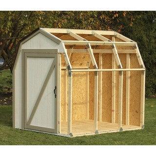 hopkins f3 brands 90190 barn roof shed kit