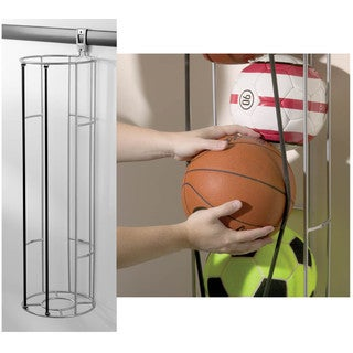 Rubbermaid 1784462 FastTrack Vertical Ball Rack