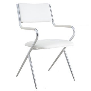 Christopher Knight Home Director White Dining Chair
