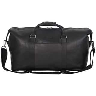 34278208cb Leather Duffel Bags