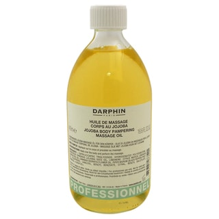 Darphin 16.6-ounce Jojoba Body Pampering Massage Oil