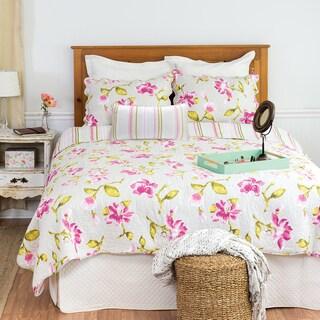 Liliann 3-piece Cotton Quilt Set