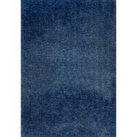 Hand-tufted London Textured Shag Rug - 9'3 x 13'