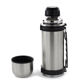 Imperial Home Stainless Steel 32-ounce Travel Insulated Bottle/Mug