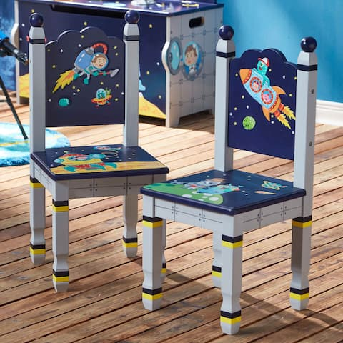 Teamson Fantasy Fields Outer Space Chairs (Set of 2)