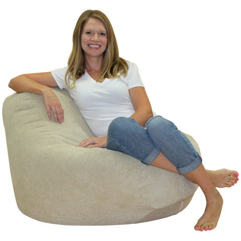 Chris Soft Sided Lounge Chair