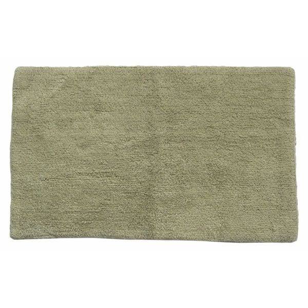 Benzara Canton Sage Green Reversible Mat