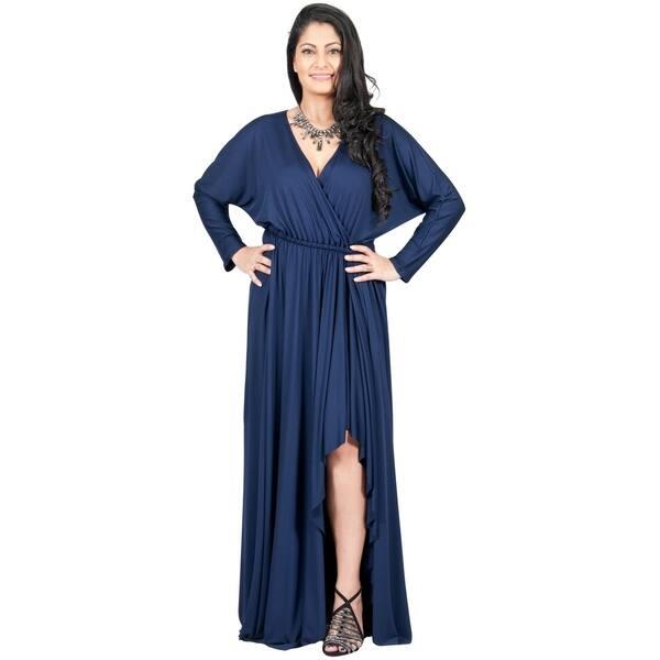 Shop Adelyn & Vivian Women\'s Plus-size Long Sleeve Winter ...