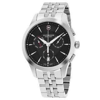 Victorinox Swiss Army Men's 241745 'Alliance' Multi-Function Stainless Steel Watch