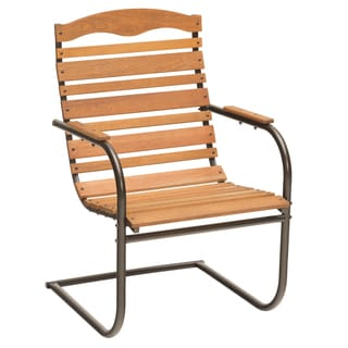 "Jack Post CG-07Z-JE 26.5"" X 24.5"" X 38.5"" Spring Chair"