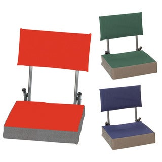 "Stansport G-9 17"" H X 12"" W Coliseum Seat Assorted Colors"