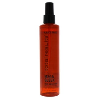 Matrix Total Results Mega Sleek Iron Smoother Defrizzing 8.5-ounce Leave-In Spray