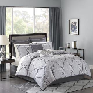 Madison Park Anuok Silver Jacquard 12 Piece Comforter Set|https://ak1.ostkcdn.com/images/products/12873477/P19634131.jpg?impolicy=medium
