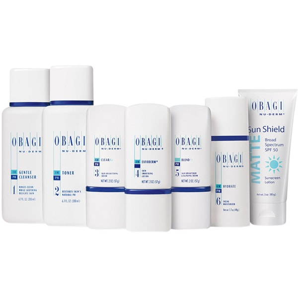 Shop Obagi Nu Derm Fx System For Normal To Dry Skin Free