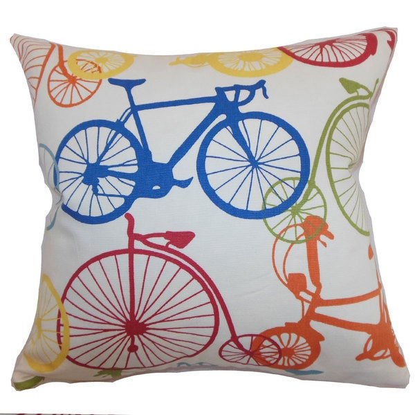 Echuca Bicycles Euro Sham Multi