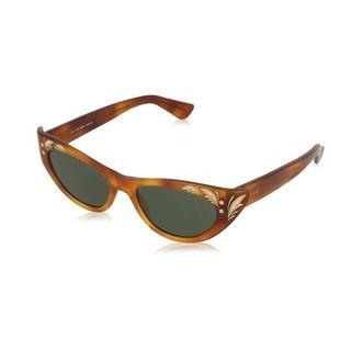Gucci Womens GG3807/S 0056 Cat Eye Sunglasses