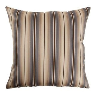 Bailey Stripes Euro Sham Blue/Brown